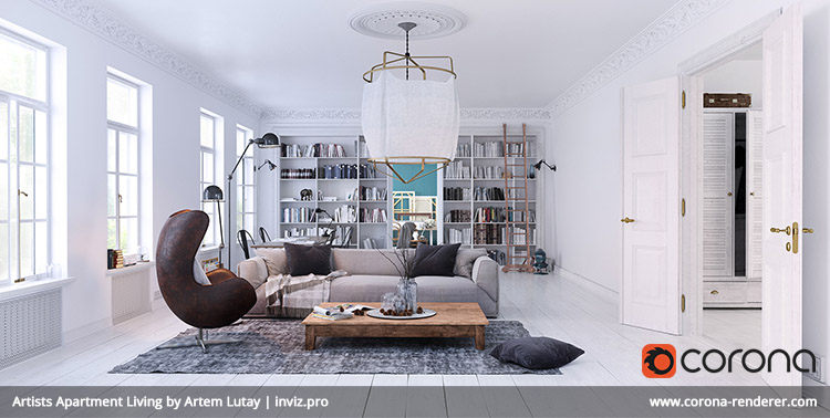 Corona Renderer 4 (hotfix 1) for 3ds Max Download
