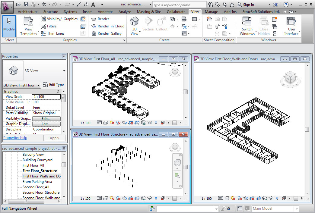 DPR Model Slicer for Revit 8 2 Download - ArchSupply com