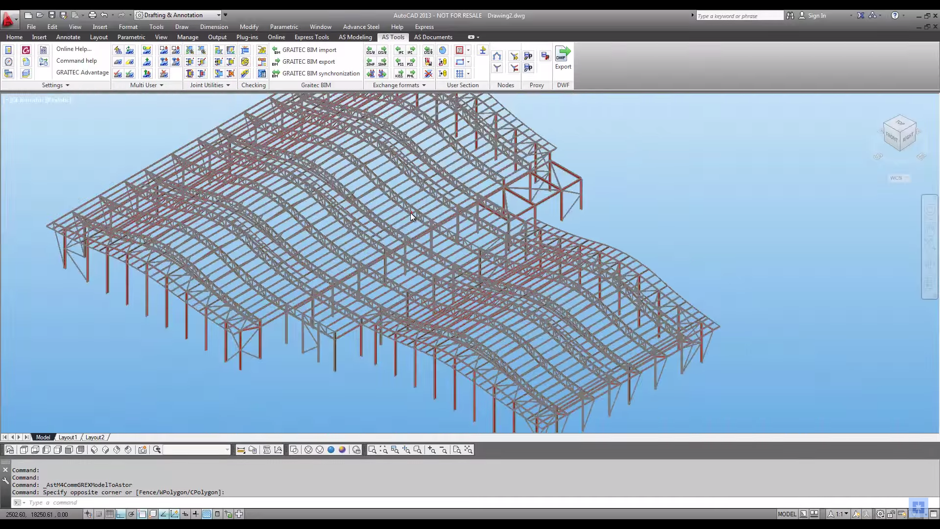 GRAITEC Advance BIM Connect for Revit 2019 Download - ArchSupply com