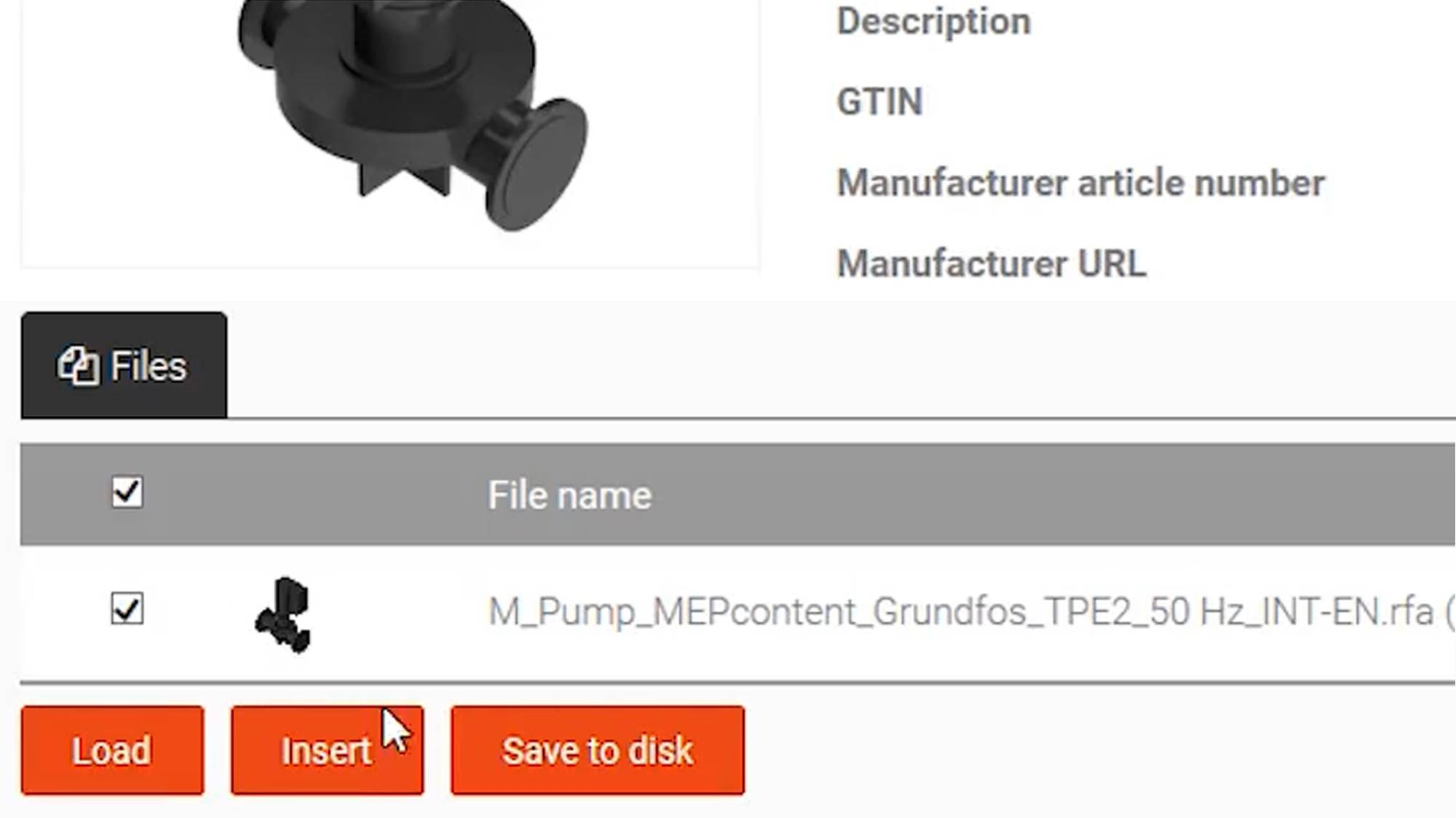 MEPcontent Browser for Revit 12 5 0 128 Download - ArchSupply com
