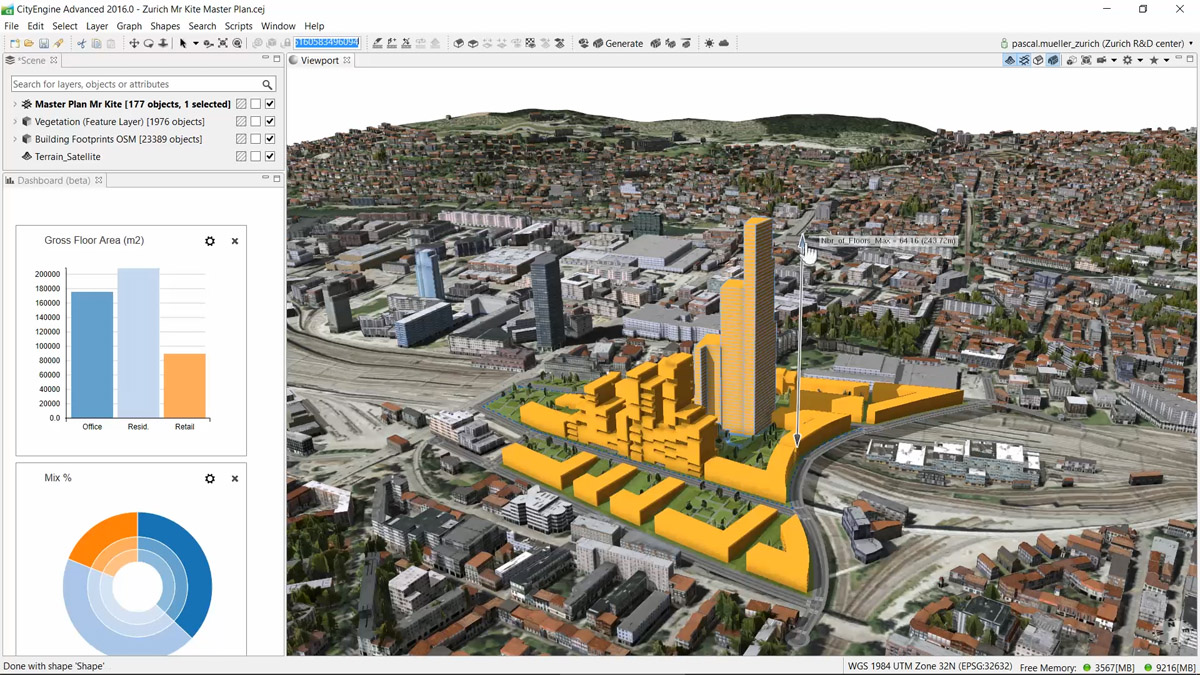 Esri Cityengine 2018 1 Download Archsupply Com