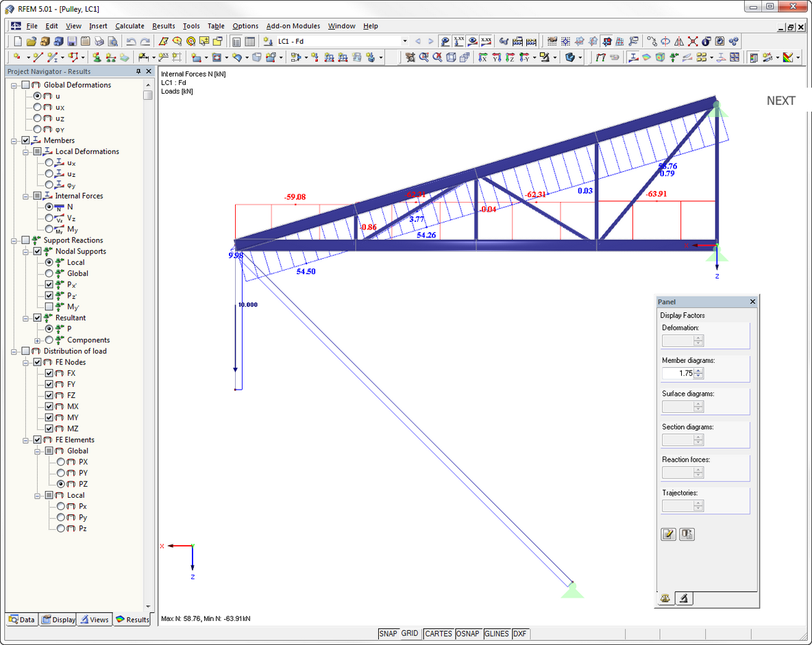 RFEM 5.22.03 Download - ArchSupply.com