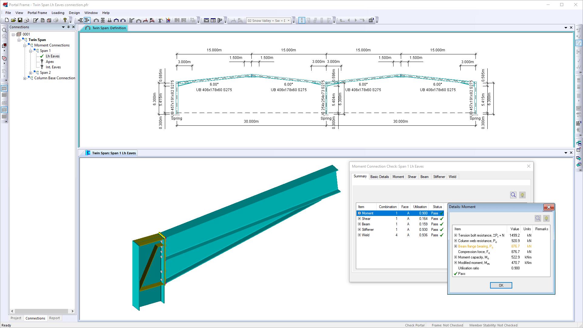 Tekla Portal Frame Designer 20 0 0 0 Download Archsupply Com